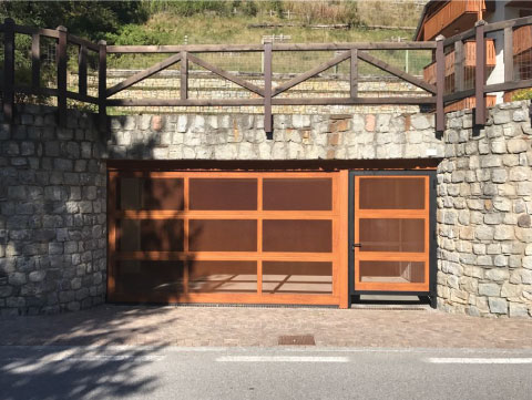 Porta industriale